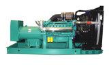 Schwarz-AnfangsEmergency Dieselgenerator-Set des Behälter-800kw 1000kVA