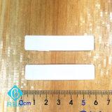 Indústria de lavagem de seguimento do Tag da lavanderia impermeável da freqüência ultraelevada da voz passiva RFID