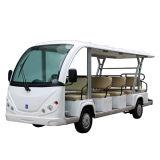 72V 200Ah Bateria Motor 7.5Kw Eléctrica de Excursões Aluguer de veículo eléctrico alimentado com 14 assentos Carro Eléctrico