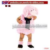 Objetos de bebê Party Squiggly Piggy Costume Baby Accessories (C5009)