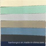 Tessuto ignifugo 100% del cotone standard nazionale di sicurezza di colore completo