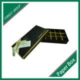 Heet verkoop het Vakje van de Verpakking van de Chocolade van de Luxe van het Document