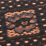 Растянуть кружевной эластичной ткани