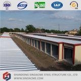 Structure d'acier préfabriquée Stockage d'entrepôt
