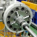 Zweistufige Plastikkörnchen, die Maschine für Belüftung-Kabel-Material herstellen