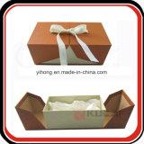 カスタムロゴのギフト用の箱のボール紙の包装