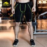 Usura di forma fisica dei pantaloni di scarsità di ginnastica di estate di Shorts del Active del Mens