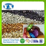 PP/PVC/ABS/PC/PA/animal de estimação/grânulo do PE branco Masterbatch da resina