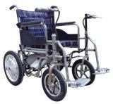 Cadeiras de roda de aço de alta resistência manual de alta resistência