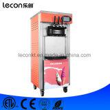 На заводе прямой продажи напольных мягкого мороженого обслуживания машины