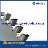Il CTT le lame per sega per l'acciaio ed il ferro di taglio