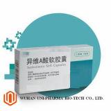 Аттестованный GMP и капсулы Isotretinoin высокого качества мягкие
