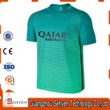 Sublimação Custom Cheap Kid Football Shirt Maker Soccer Jersey