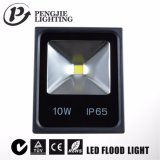 luz de inundación del reflector LED de la MAZORCA 10W con el CE (IP65)