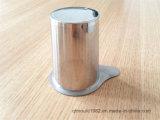 熱い販売法の広いハンドルの細かい網の茶漉しのステンレス鋼の緩い葉の茶Infuser