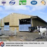 Prefabricated 가벼운 강철 구조물 외양간