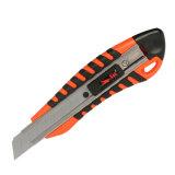 Broche de presión del cuchillo del cortador de la lámina con la maneta antirresbaladiza del bloqueo auto