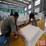 Rectángulo de papel impermeable ---- (RBD-400um) de revestimiento doble de papel mineral rico de papel de piedra