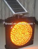 indicatore luminoso infiammante giallo solare del segnale stradale di avvertenza 300/400/500LED