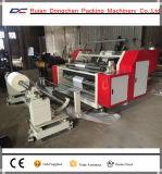 Horizontales Paper Slitting und Rewinding Machine