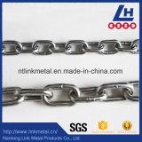 DIN763標準ステンレス鋼のリンク・チェーンSUS304