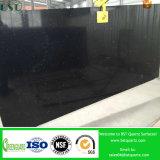 黒い輝きミラーの水晶石の平板