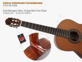 Chitarra classica superiore solida spagnola dell'annata Handmade