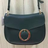 Лидирующее портмоне Sy8265 PU мешка повелительницы плеча эллипсиса Китая сумки оптовой продажи способа кожаный