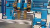 富士電気Faの変圧器の波形のひれの生産ライン