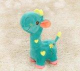 Entzückendes Miniplüsch-Giraffe-Tier-Spielzeug