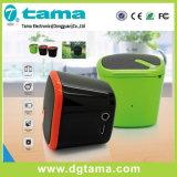 El mini altavoz sin hilos de Bluetooth de la alta calidad utilizó sin manos