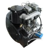 motor diesel bicilíndrico refrescado aire de 20HP 15kw