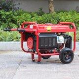 Generatore portatile 5.5HP della benzina di vendita del bisonte (Cina) BS2500p (m) 2kw 2000W 2kVA di inizio raffreddato ad aria popolare di ritrazione