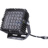 Fahrendes Licht des gehäuse-LED6360 schwarzes Aluminiumquadratisches LED IP68 DC10-30V 9inch 360W für das Sport-Hilfsprogramm 4WD 4X4 Marineauto Ausn. gewinnend