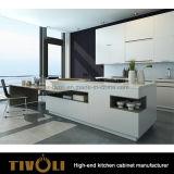 Abitudine bianca superiore fantastica Tivo-0194h degli armadi da cucina