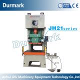 Prensa de potencia neumática de Jh21-110tons para la bandeja de la placa del envase del papel de aluminio