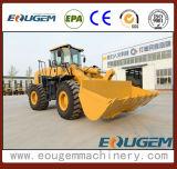 La macchina della costruzione di estrazione mineraria ha fronteggiato il caricatore della rotella (zl50 GEM650)