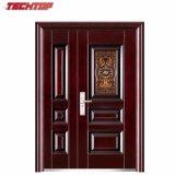 Las puertas clásicas de la seguridad de TPS-046sm diseñan el exterior usado y el interior