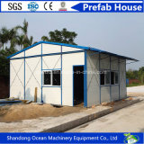 Estructura de acero de la luz de la Villa de diseño modular casa prefabricadas casa móvil