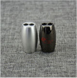 Части CNC высокой точности изготовления CNC подвергая механической обработке с красным анодированным цветом