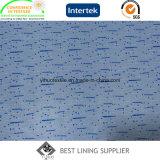 Мода 260t Саржа из бумаги для печати куртка подкладка рекомендациям производителя