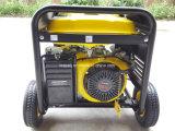 электрические колеса старта 5.0kw & P-Тип портативный генератор ручки газолина
