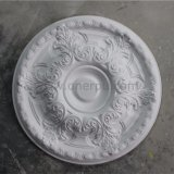 天井に付いている扇風機PUの天井の円形浮彫りHn026のためのポリウレタンロゼットの円形浮彫り