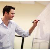 Доска извещении о доск сочинительства Whiteboard самомоднейшей конструкции подгонянная магнитом