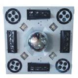 Франтовск вниз сделайте по образцу свет этапа партии светов проекции с влиянием строба лазера (YE190)