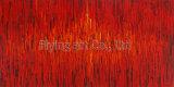 Абстрактная деревянная картина маслом панели