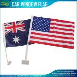 Печатание сторон флага 2 автомобиля промотирования (B-NF08F01002)