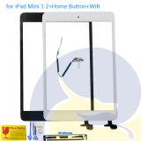 Ursprünglicher Screen-Analog-Digital wandler für iPad 2 iPad2 A1395 A1396 A1397 Fingerspitzentablett-Glas ohne Tasten-weißes Schwarzes geben den 3m Kleber frei