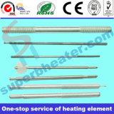 Resistencia tubular de alta calidad partes Terminales de la barra de rosca