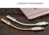 Tipo-c del USB cavo aus. del trasduttore auricolare dell'adattatore della cuffia di 3.5mm all'audio